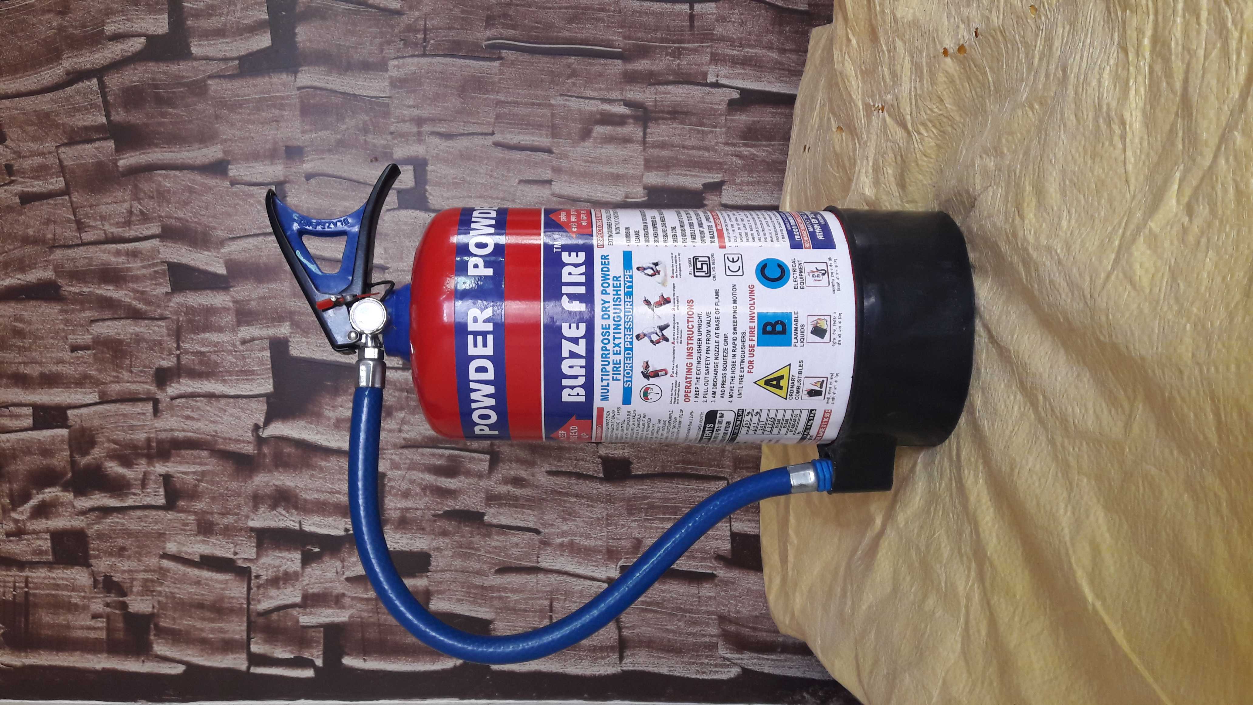 Wanted-Distributors for Fire Extinguishers